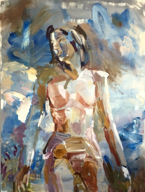 , 'Greta,' 2015, Galerija VARTAI