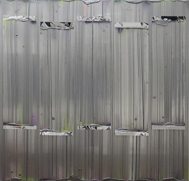 , 'untitled silver,' 2016, FELDBUSCHWIESNERRUDOLPH