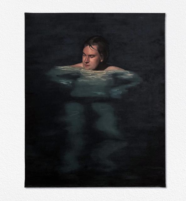 François Malingrëy, 'Baigneur', 2019, Le Feuvre & Roze