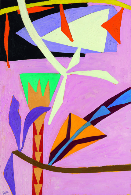 , 'Zapu,' 2011, Alan Cristea Gallery