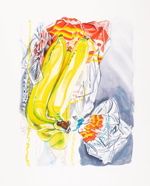 Janet Fish, 'Bag of Bananas', 1996, Heritage Auctions
