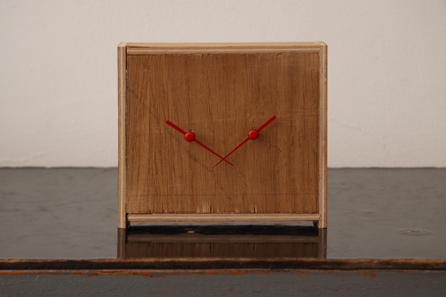 , 'Clock Work,' 2008, Galerija Gregor Podnar