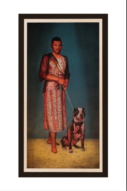 , 'Canis Pugnax -4,' 2014, Christinger De Mayo