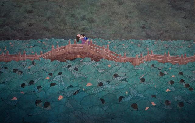 , 'The Hasui Date,' 2017, Galerie Liusa Wang