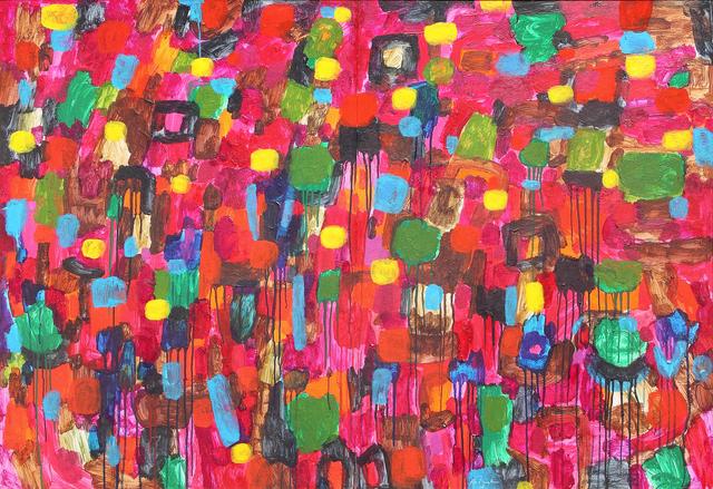 , 'Burning Forest,' 2016, Mizuma Art Gallery