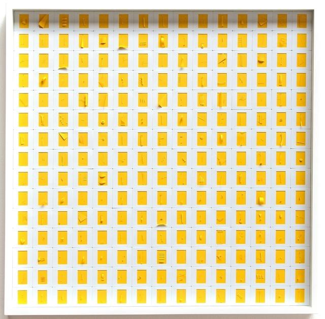 , 'Monochrome (Solar Yellow),' 2014, Hosfelt Gallery