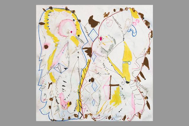 , 'Let's Agree to Disagree,' 2015, Rosamund Felsen Gallery