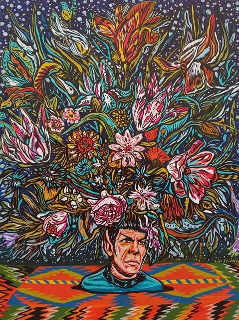 , 'Navajo Nimoy,' 2016, Ro2 Art