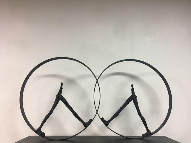 Nathalie Decoster, 'Rencontre dans le Temps', 2019, Inception Gallery
