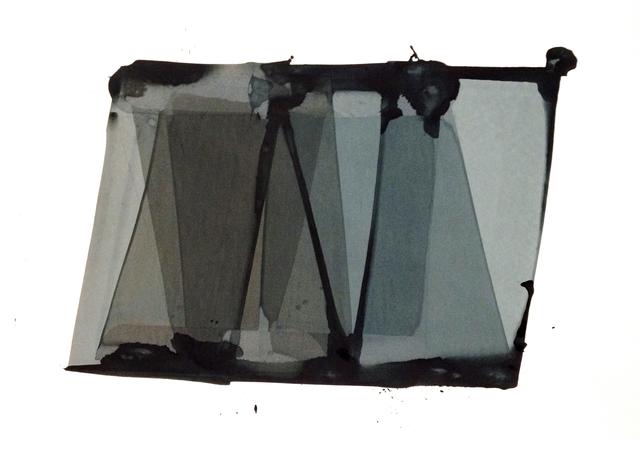 , 'cabane,' 2015, galerie burster