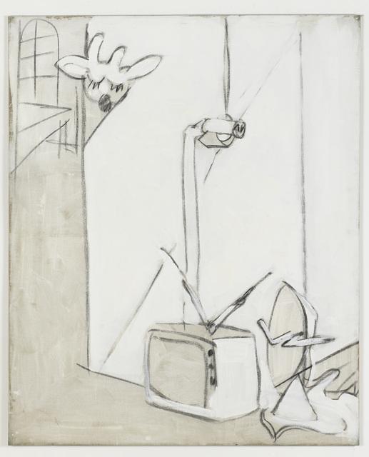 , 'Interieur mit Ziegenmaske,' 1979, KÖNIG GALERIE
