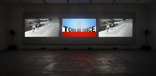 Kraftwerk, '3-D Video-Installation - 1 2 3 4 5 6 7 8, Installation View Sprüth Magers Berlin,' 2013, Sprüth Magers