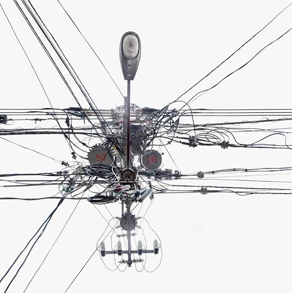 , 'Poles 07,' 2010, Atlas Gallery