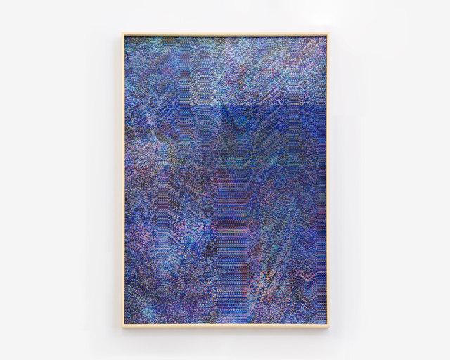 Mathieu Merlet Briand, '#DNA #9', 2019, Contemporary Art Platform Kuwait