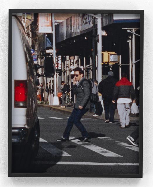 , 'Untitled (Street #7),' 2015, Sies + Höke