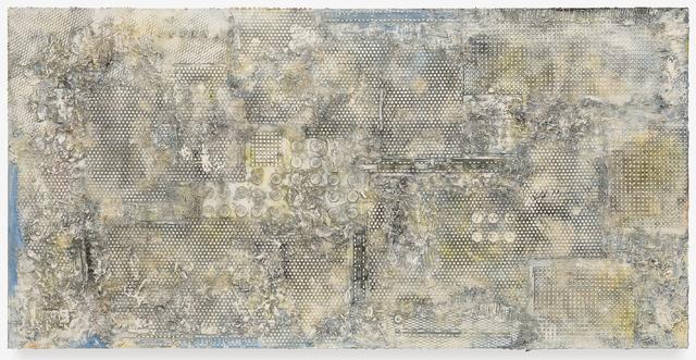 Jack Whitten, 'Bessemer Dreamer', 1986, San Francisco Museum of Modern Art (SFMOMA)