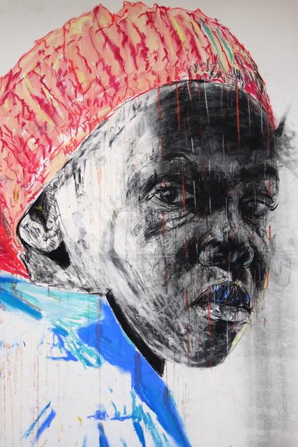 , 'Dark Comprehension,' 2017, Gallery of African Art (GAFRA)