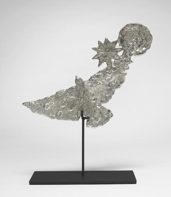 , 'Crescent Bird,' 2015, Barbara Gross