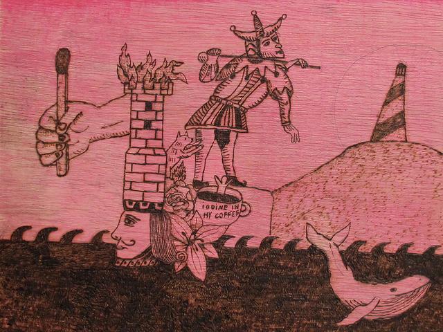 , 'Iodine in my coffee,' 2014, Artur Fidalgo Galeria