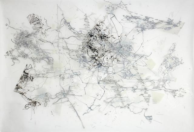 , 'Stria,' 2014, SHIM Art Network