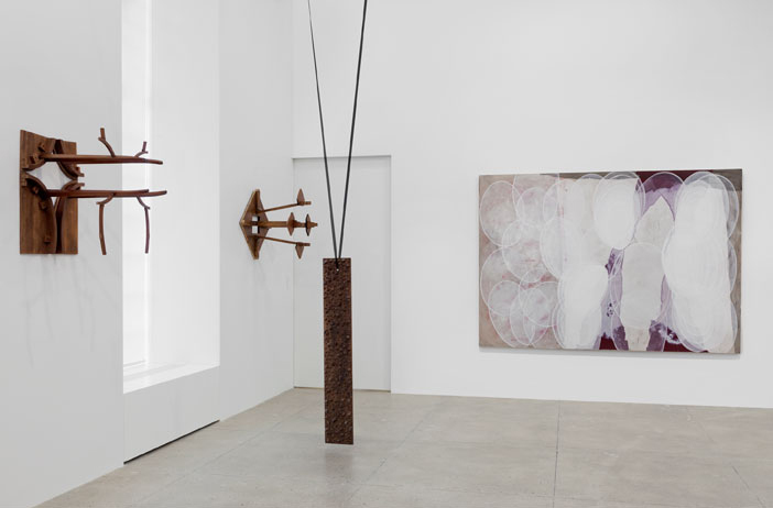 Some Artists' Artists, Installation View, Marian Goodman Gallery, New York, June 26 - August 22, 2014