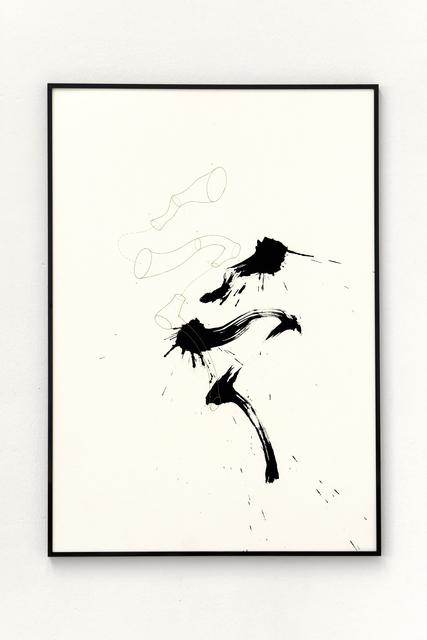 , 'Skelette der Stimmen, Part I (pt.1),' 2018, Micheko Galerie