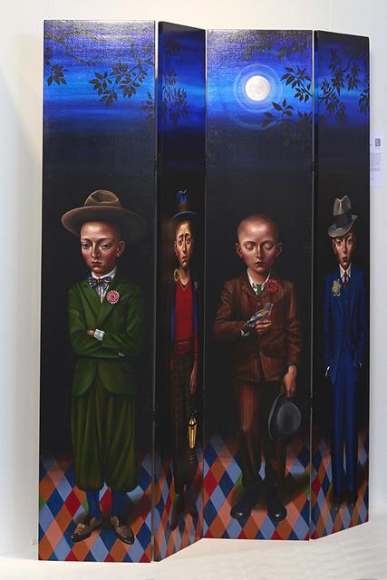 , 'Night Bird,' 2015, Catharine Clark Gallery
