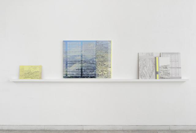 , 'Vedute (di Vasi, Monte Parioli, Kartaba),' 2014, Taymour Grahne Gallery