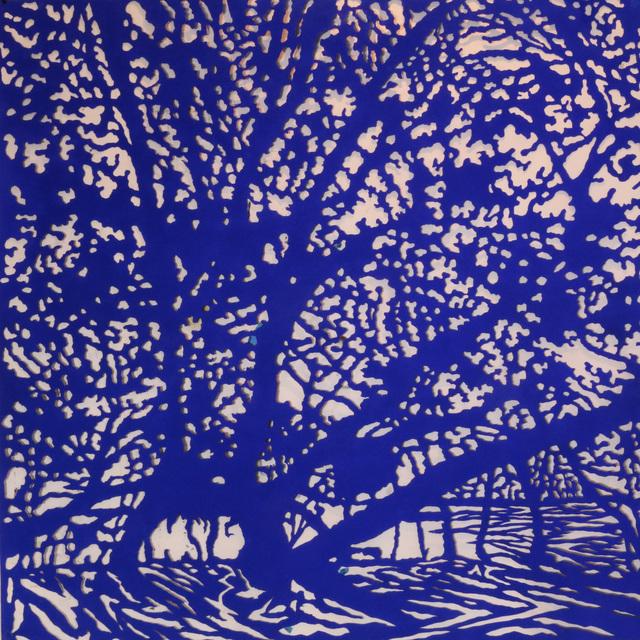 Andrew Tomkins, 'Blue Cut VI, Meadowbank ', 2019, Art Atrium