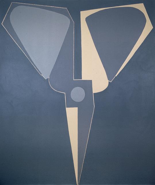 , 'Outline, Black-grey Scissors, Upside-down ,' 2008, Tang Contemporary Art