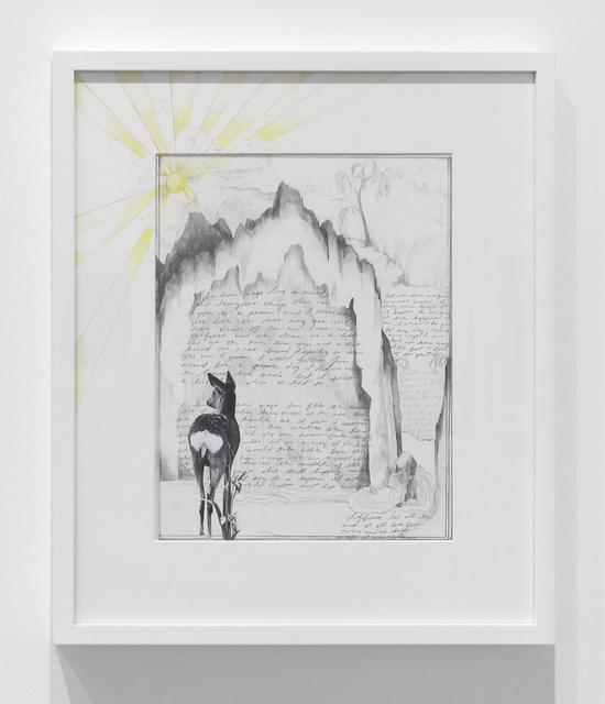 , 'illuminations,' 2017, Inman Gallery