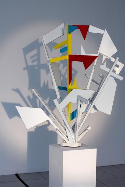 , 'Untitled (Ennemi),' 2011, Museum Dhondt-Dhaenens