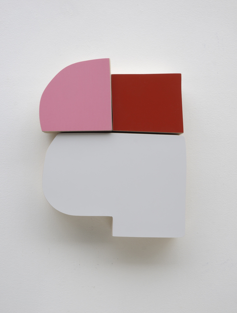 Andrew Zimmerman, 'Red White and Pink', 2018, Sears-Peyton Gallery