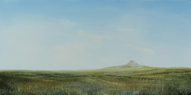 , 'Haystack Prairie,' 2015, Gallery NAGA