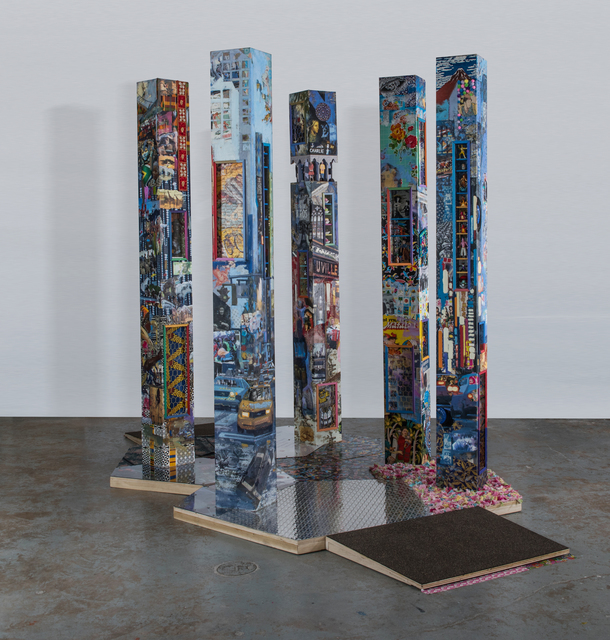 , 'The Towers of Want,' 2018, Ro2 Art