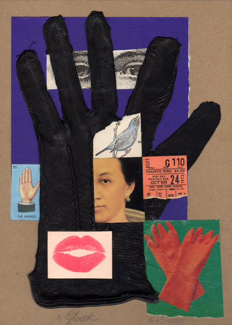 , 'Glove at First Sight,' 2000, Luis De Jesus Los Angeles
