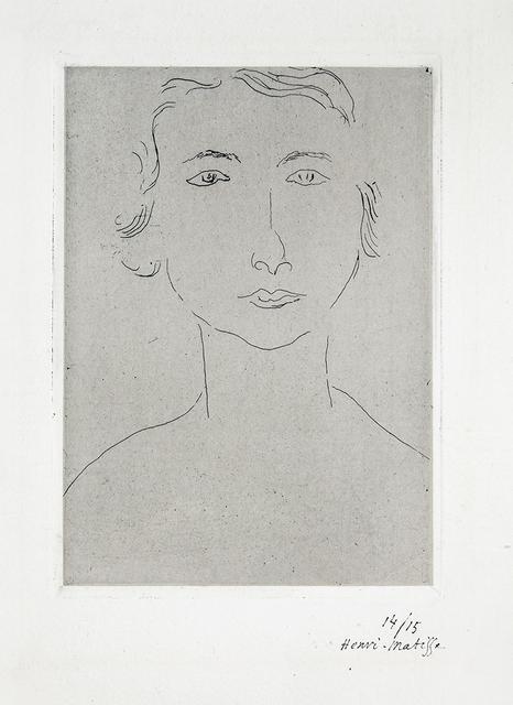 , 'Jeune Polonaise,' 1917-1918, Lyndsey Ingram