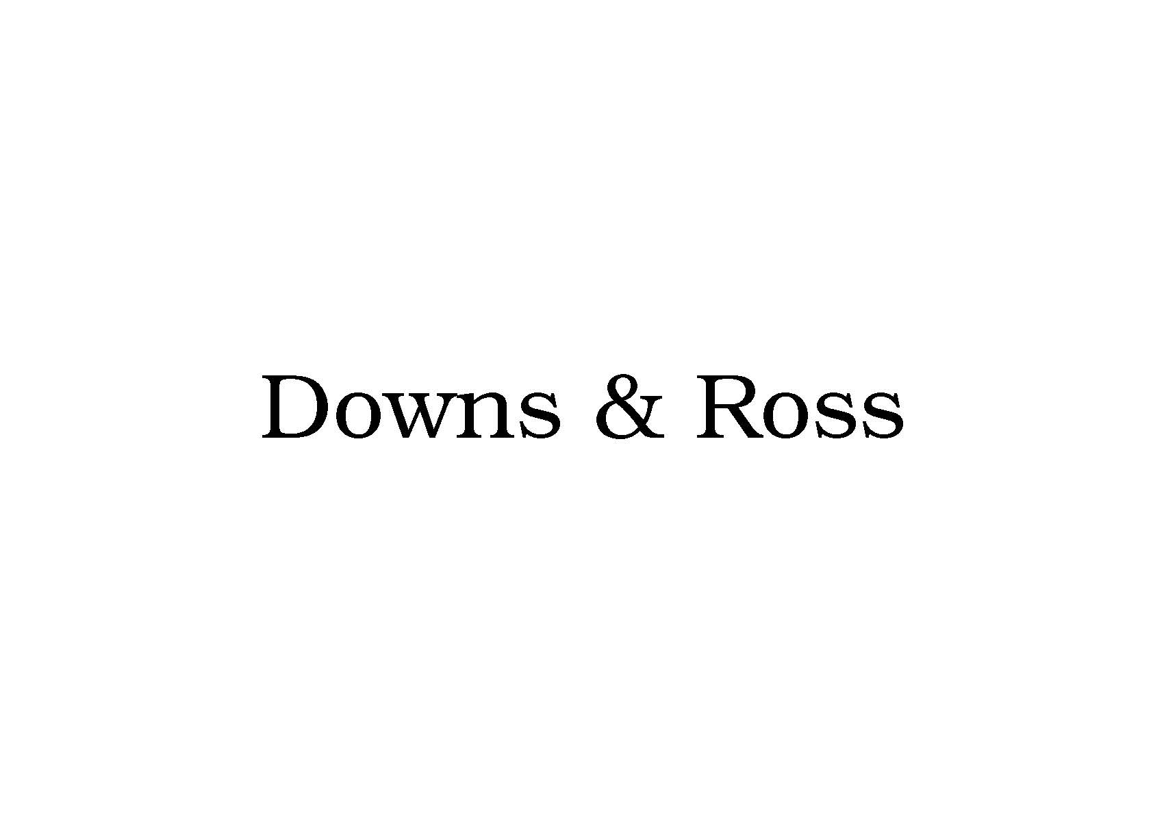 Downs & Ross