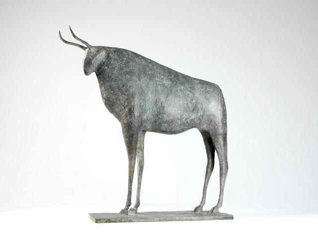 , 'Bull III,' , Artistics