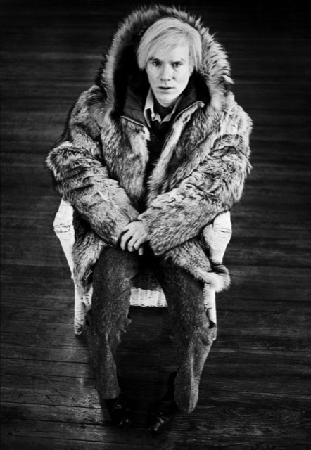 Michael Childers, 'Andy in Fur', 1976, Melissa Morgan Fine Art