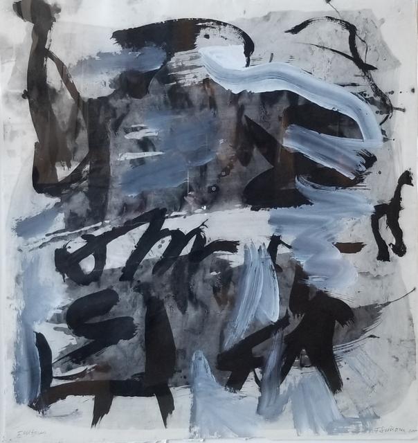 Francine Simonin, 'Écritures II - Écritures métisses', 2001-2002, Thompson Landry Gallery
