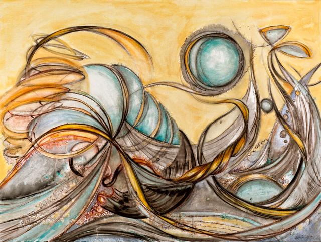 , 'Turbulence,' 2016, Fountain Street