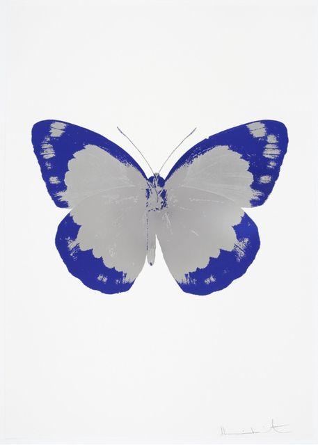 , 'The Souls II - Silver Gloss - Westminster Blue,' 2010, Samuel Owen Gallery