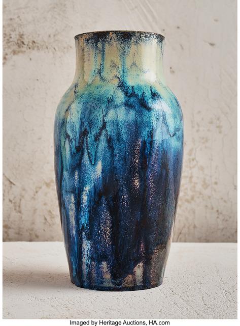 Joseph Mougin, 'Gradient Vase', circa 1905, Heritage Auctions