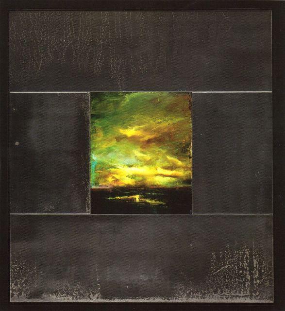 , 'End of Day, Locked in Migration,' 2001, Galerie de Bellefeuille