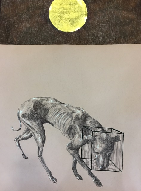 , 'Twice a dog,' 2016, Arte Berri