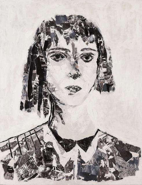 , 'Self Portrait II,' 2012, Anna Laudel