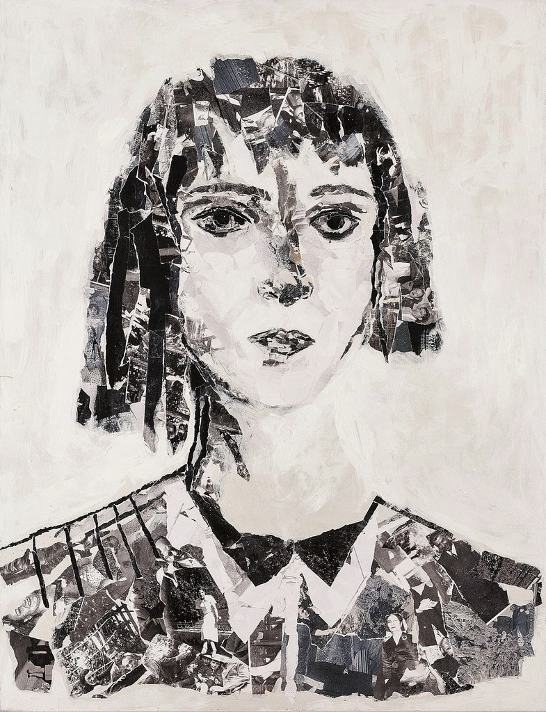 Ekin Su Koç, 'Self Portrait II,' 2012, Anna Laudel