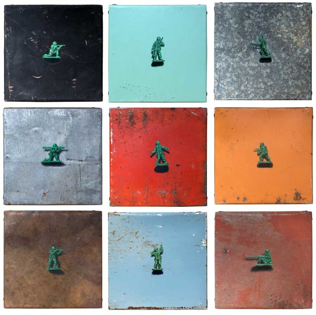 , 'Army Men,' , Haley Fine Art