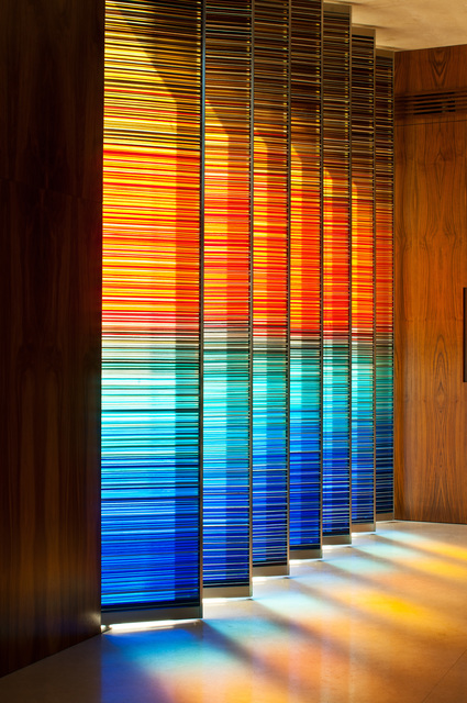 , 'Barcode Screen,' 2009, Studio Orfeo Quagliata